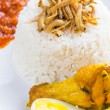 Stock Photo: MalaysiNasi Lemak