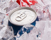 Canned Cola Drinks — Stockfoto