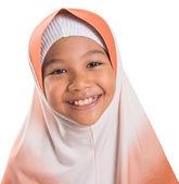 Joven musulmana con hiyab — Foto de Stock