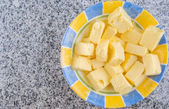 A Group of Melting Butter — Stock Photo