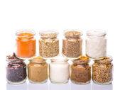 Açúcar e especiarias — Foto Stock