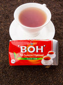 Boh Tea — Stock Photo