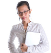 Asian Female Professional — Stock Photo