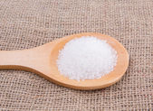 Refine White Sugar — Stock Photo