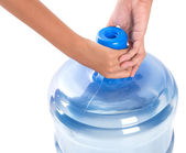 Large Mineral Water Container — Stock Photo