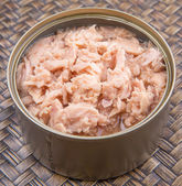 Canned Tuna — Stockfoto