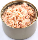 Canned Tuna Flake — Stockfoto