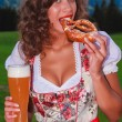 Stock Photo: Staying In Bavaria