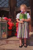 Flores de verão — Fotografia Stock