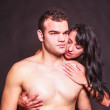 Seductive passionate woman — Stock fotografie #40353677