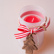 Stock Photo: Christmas in candlelight