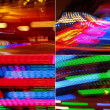 Stock Photo: Abstract color blurs