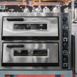 Electric Oven - Stock Photo
