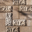 Stock Photo: Stone masonry