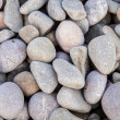 Pebbles as a background - Stock Photo