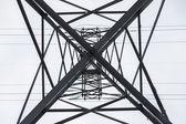Reliance power line — Stock Photo