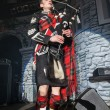 Burns Night - Stockfoto