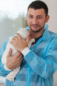 Father and child — Stock Photo