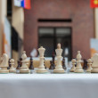 Chessmen — Foto Stock #28647123
