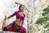 Orientaliska dansare — Stockfoto