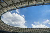 Stadiondach — Stockfoto