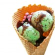 Stockfoto: Ice cream