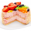 Fruit Cake — Stock Photo #12402687