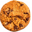 Chocolate chip cookie — Stock Photo #13613298