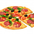 Pizza — Stock Photo #13613315
