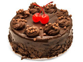Ciasto czekoladowe — Zdjęcie stockowe