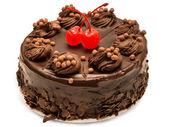 čokoládový dort — Stock fotografie