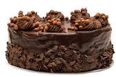 Torta al cioccolato — Foto Stock