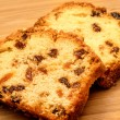 Cake with raisins — Stock Photo #13841759