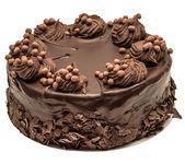巧克力蛋糕 — 图库照片