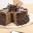 Chocolate cake — Stock Photo #32761369