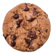 Stock Photo: Chocolate chip cookie