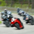 Motorbike racing — Stock Photo #45773201