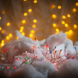 Foto Stock: Holiday Lights