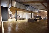 Modern Penthouse — Stock Photo