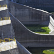 Stock Photo: Element hydroelectric dam