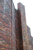 Brick facades — Stock Photo