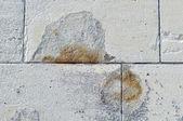 Damaged wall — Stock Photo