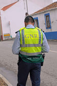 Gendarme Portugal — Stock Photo