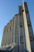 Modern building in Royan, France — Stock Photo