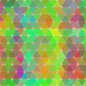 Abstract Geometric Colorful Background — Stock Vector