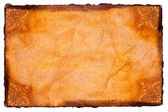 Parchment paper — Stock Photo
