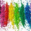Color pigment — Stock Photo #19620315
