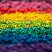 Pigmento de cor — Foto Stock