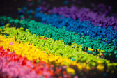 Color pigment — Stock Photo