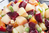 Preparing Potato Salad — Stock Photo